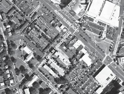 Crimson on Glebe, Ballston commercial real estate