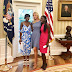 "Ivanka Trump To Chibok Girls - ""I Am So Proud Of You"" [See Photos]"