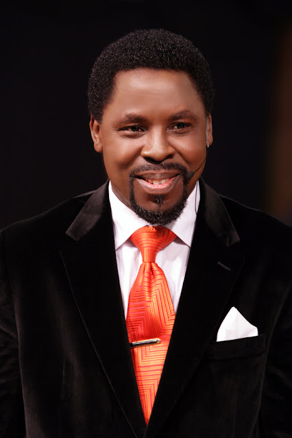 What God revealed to me about COVID-19 – Prophet T.B Joshua