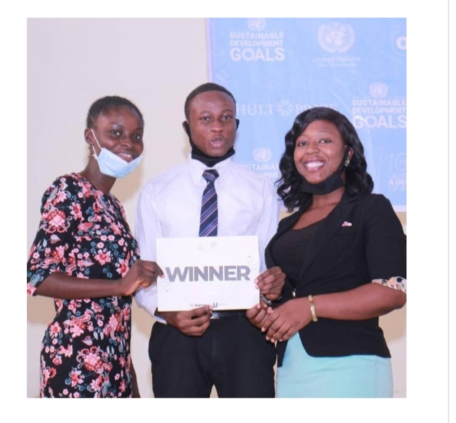 LAUTECH Students Shortlisted for Prestigious US$1M Startup Award