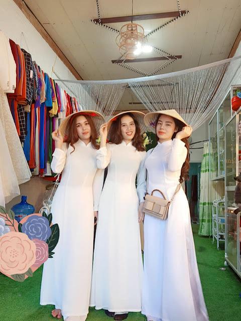 Địa chỉ thuê trang phục, trang điểm chụp ảnh ngoại cảnh tại Hội An