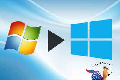 Upgrade Sistem Operasi - Komputer Lambat Setelah Installl Ulang