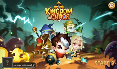 Kingdom in chaos for android