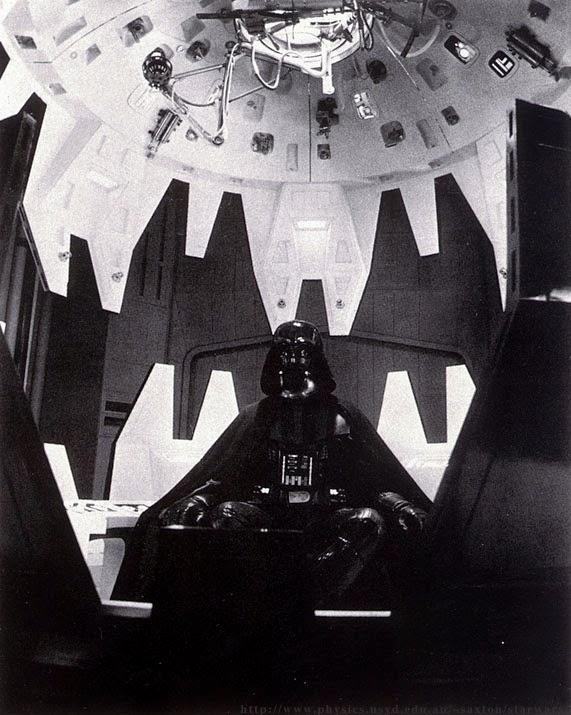 Camara hiperbárica de Vader