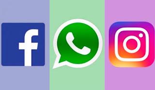 Redes: Usuários foram surpreendidos com instabilidade no aplicativo do whatsAap, facebook e Instagran