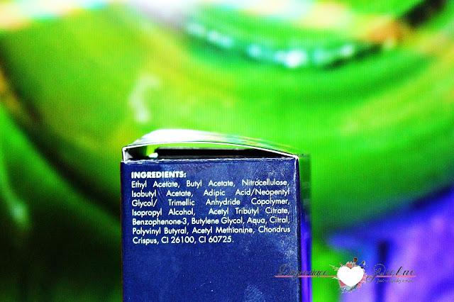 Herome, Nail Hardener Sensitive. Odżywka, utwardzacz - 21 dniowa kuracja | Skład