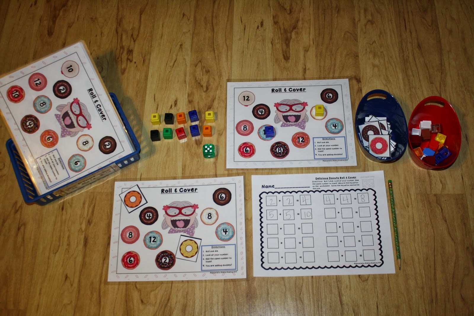 Differentiation Station Creations Spring Has Sprung And Games Are Fun Blog Hop Freebie