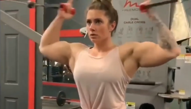 Video Most muscular Female Bodybuilding