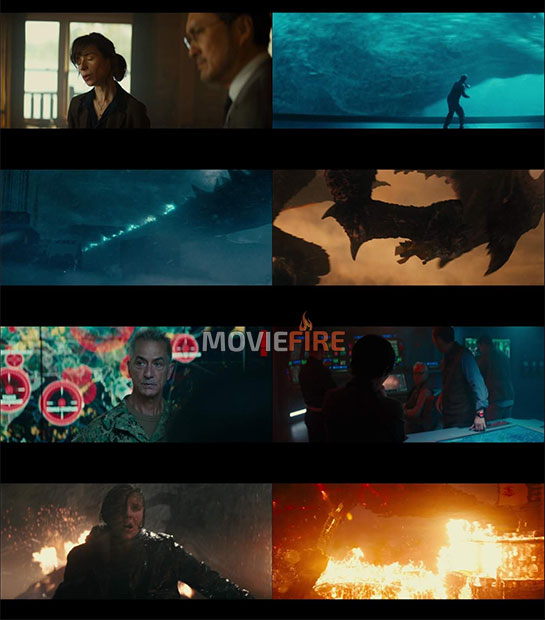Godzilla: King of the Monsters (2019) 1080p
