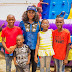 2face kids look like they are suffering, his baby mama, Sunmbo Adeoye responds: Fans
