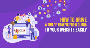How To Use QUORA (Online Question /Answer Community) For Getting Tremendous Organic Traffic on Your Website /Blog