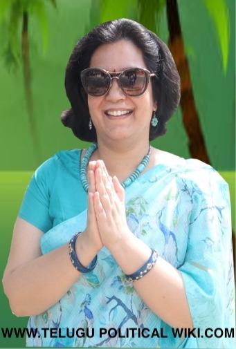Pusapati Aditi Vijayalakshmi Gajapathi Raju