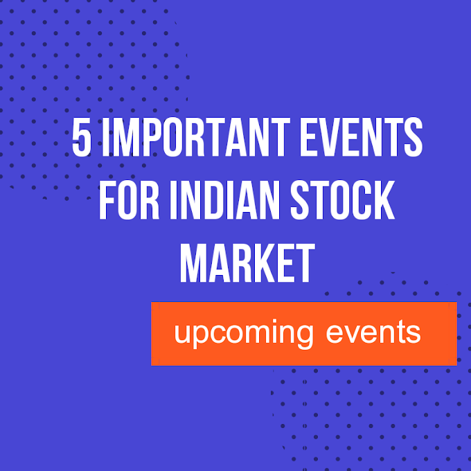 5 Things Which Will Decide The Future Of Stock Market Of India in 2019