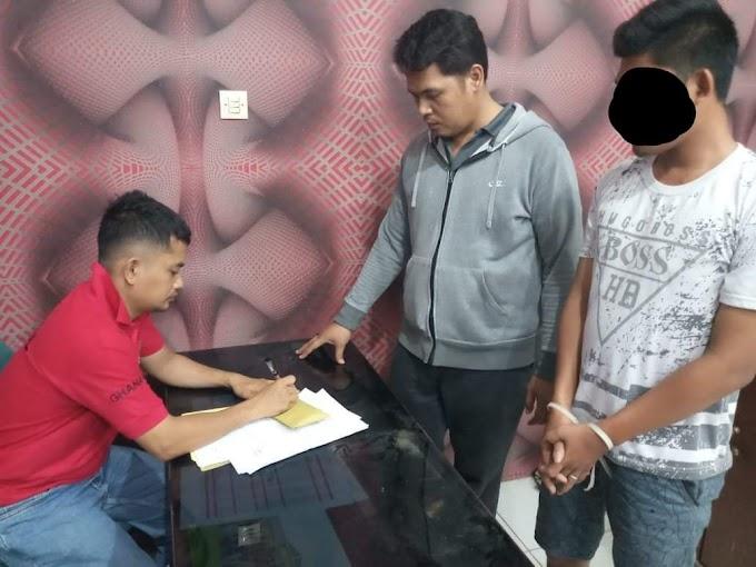 Di Duga Pelaku Judi Kim Di Ringkus Tim Opsnal Unit Reskrim Polsek Teluk Mengkudu