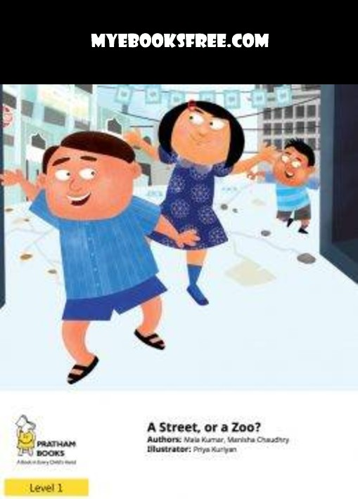 A Street, or a Zoo? PDF Story for Kids