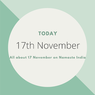 17th November - A Day in the life of India