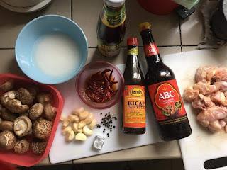 Homemade Sizzling Yee Mee Sihat Tanpa Garam Gula Guna Kuali