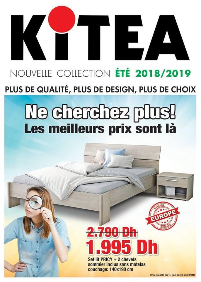 Catalogue Kitea Maroc été 2018 2019 Lecatalogue 100 Catalogues