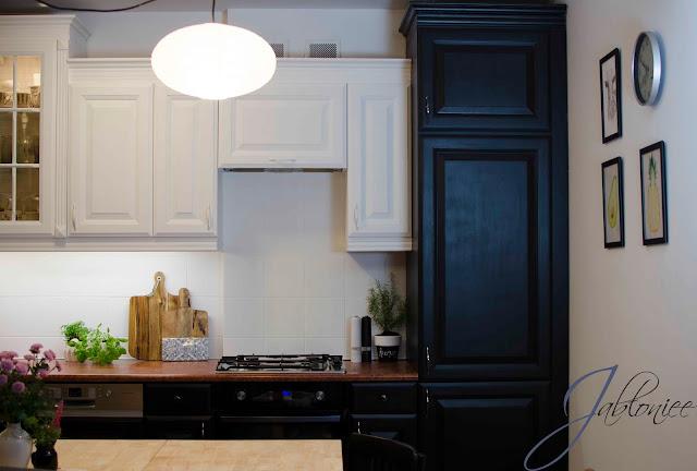 Metamorfoaza kuchni - malowanie