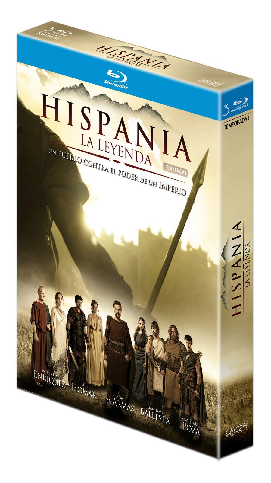 """Hispania La Leyenda Full Movie la segunda temporada de """"hispania"""" funciona   españoladas y olé"""