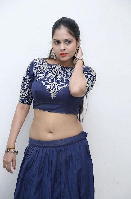 Ruchi Pandey actress navel show