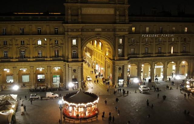 Bares em Florença