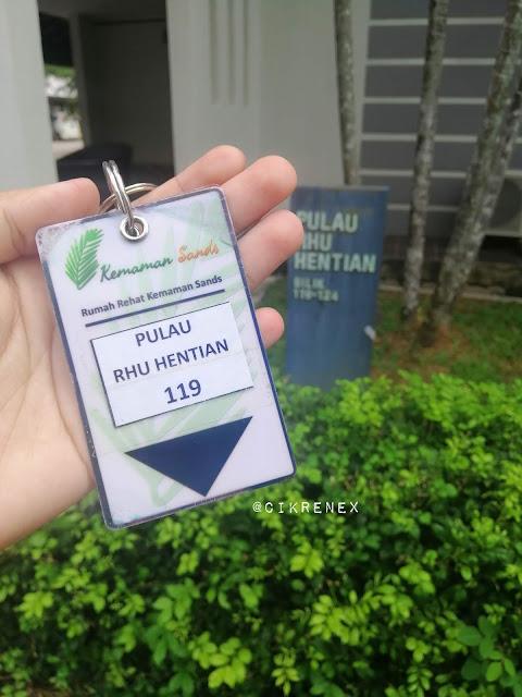 Kemaman Sands ; Pilihan Lokasi Hari Keluarga Triggers 2019