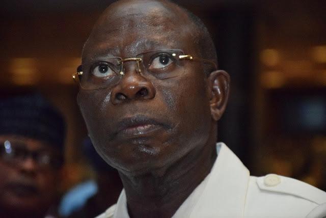 Obaeeki vs Ize-Iyamu: Oshiomhole told pack up, leave Edo State, Tinubu mocked