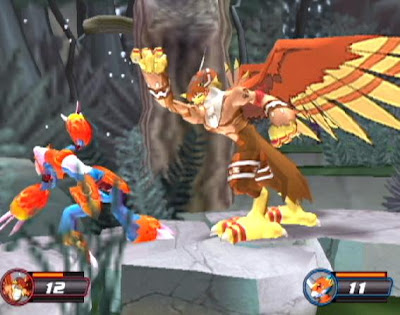 Digimon Rumble Arena 2 (PS2) 2004