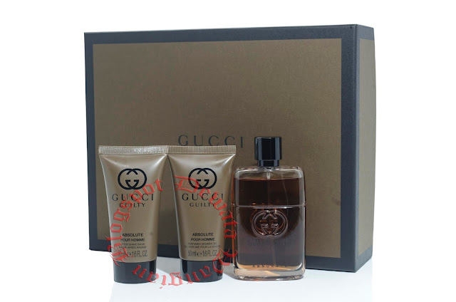 GUCCI Guilty Absolute Pour Homme Gift Set