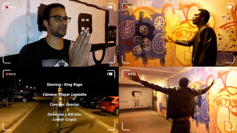 King Raga - ¨Gracias¨ - Videoclip - Director: Ludvin LLopiz. Portal Del Vídeo Clip Cubano