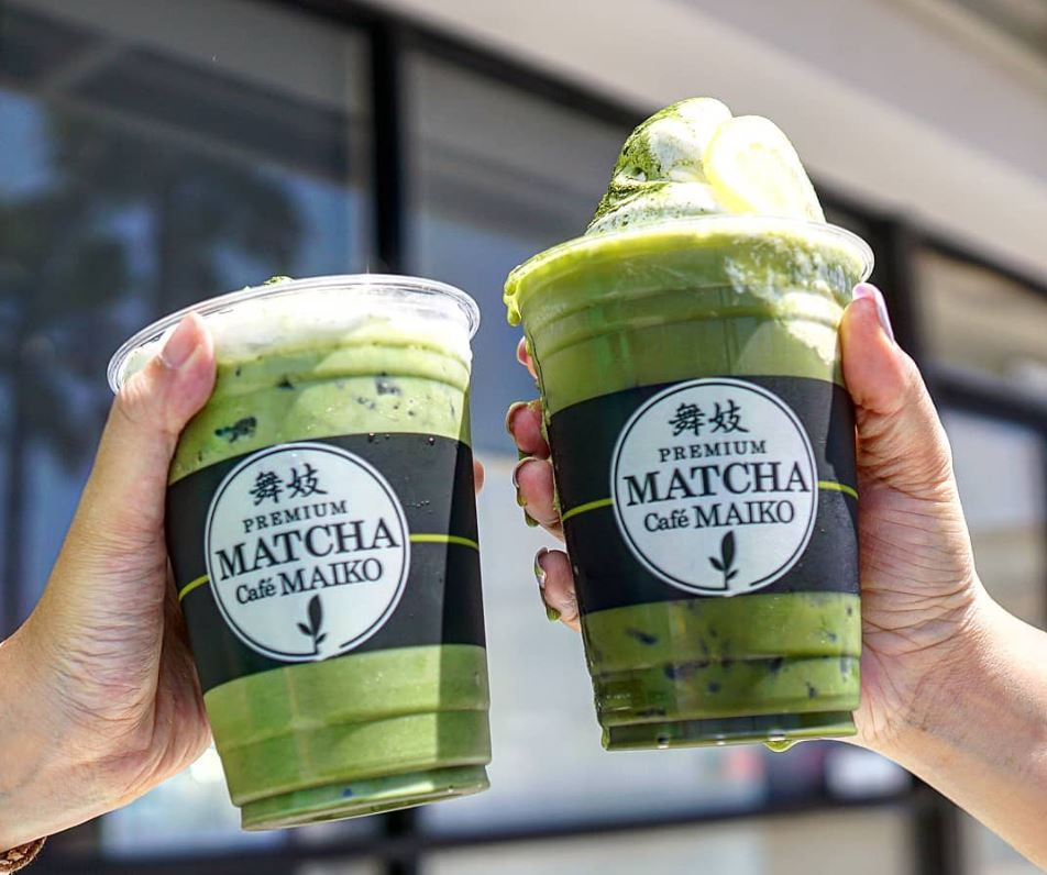 Nov. 29 - Dec. 1 | $3 Lattes and Soft Serves Deal @ Matcha Cafe Maiko - Fountain Valley