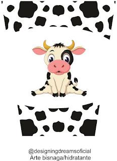 Crazy Cow Free Printable Party Kit.