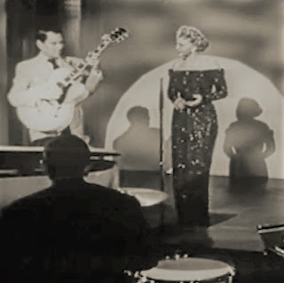 Picture of Peggy Lee and Dave Barbour