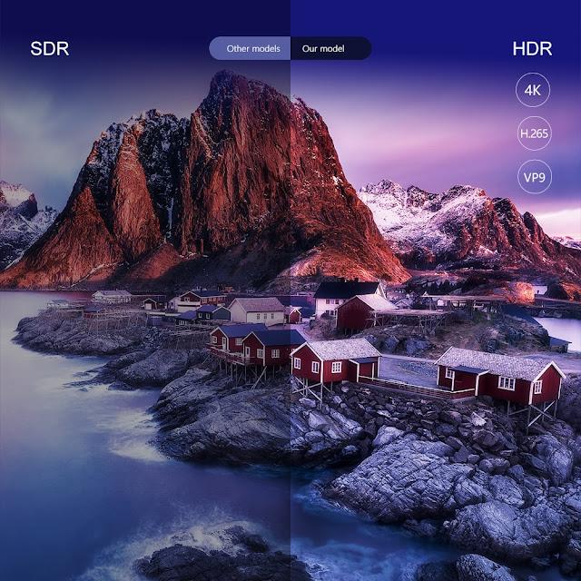 Best  Android 10 TV BOX X96 Mate 2020 Smart IPTV Box Allwinner H616 2.4G 5G Wifi 4K HD Set Top Box Google Media Player IP TV BOX