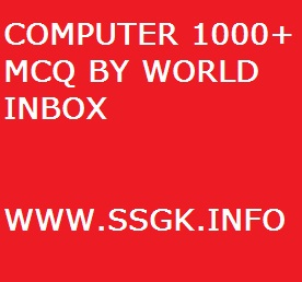 COMPUTER 1000+ MCQ BY WORLD INBOX