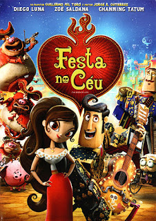 Capa filme Festa No Céu Grátis