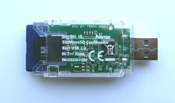 Clone raspberry pi sd card