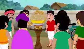 Kid story hindi   पानीपूरी वाले कि कहानी story in hindi with moral