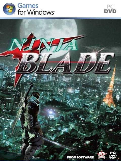تحميل لعبة Ninja Blade مضغوطة برابط واحد مباشر + تورنت كاملة مجانا