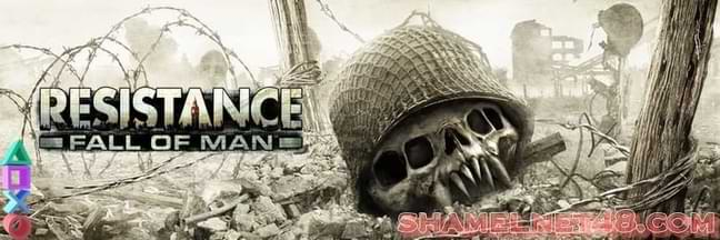 تحميل لعبة Resistance-Fall OF Man لجهاز ps3