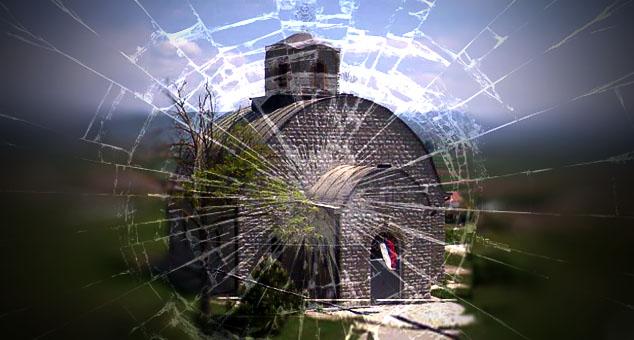 #Црква #Бабин #Мост #Сркнављење #Обијена #Разбојници #Албанци #Шиптари