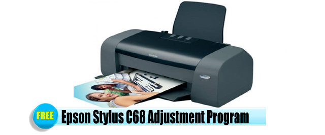 Epson Stylus C68 Adjustment Program