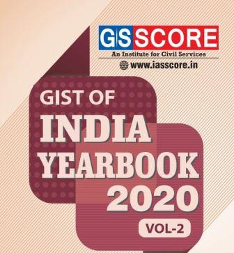 Gist of India Year Book 2020