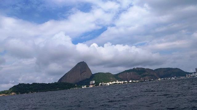 Rio de Janeiro por uma outra ótica, do mar para a terra