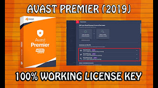 Download Avast premire 2019 lisence from । Comouter Software