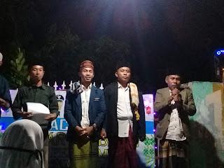 Menyambut 1 Syawal 1440 H. Forum Remaja Masjid Desa Pengembur Gelar Gebyar Pawai Takbir
