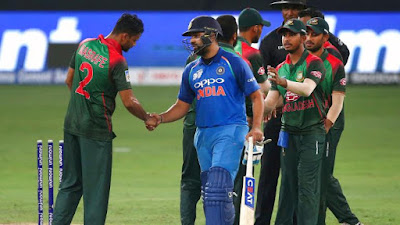 BAN vs IND ICC World Cup 2019 40th match cricket win tips