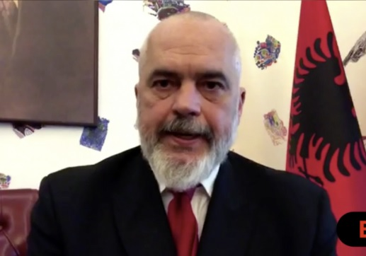 Albanian Prime Edi Rama aims to be in power until 2029
