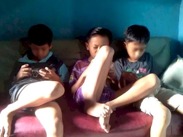 Curhat Guru, Siswa Hanya Pakai Kuota Internet Gratis untuk Main 'EpEp' dan Nonton Bokeb